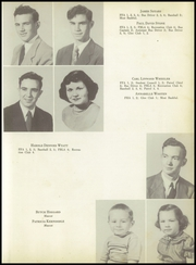 Page 17, 1951 Edition, Wentworth High School - Golden Leaves Yearbook (Wentworth, NC) online yearbook collection