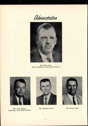 Page 12, 1961 Edition, Gaston High School - No Ha Ga Yearbook (Gaston, NC) online yearbook collection
