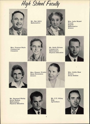 Page 14, 1961 Edition, Gaston High School - No Ha Ga Yearbook (Gaston, NC) online yearbook collection