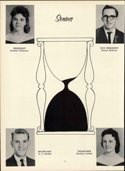 Page 16, 1961 Edition, Gaston High School - No Ha Ga Yearbook (Gaston, NC) online yearbook collection