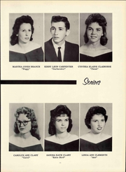 Page 17, 1961 Edition, Gaston High School - No Ha Ga Yearbook (Gaston, NC) online yearbook collection