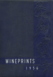 Page 1, 1956 Edition, Winecoff High School - Wineprints Yearbook (Concord, NC) online yearbook collection