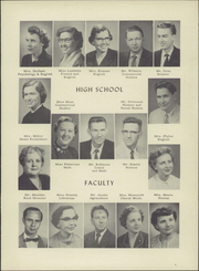 Page 9, 1956 Edition, Winecoff High School - Wineprints Yearbook (Concord, NC) online yearbook collection