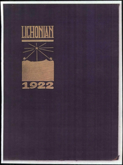 Page 1, 1922 Edition, SUNY Downstate Medical Center - Iatros Yearbook (Brooklyn, NY) online yearbook collection