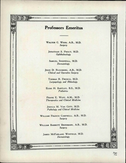 Page 16, 1922 Edition, SUNY Downstate Medical Center - Iatros Yearbook (Brooklyn, NY) online yearbook collection