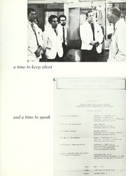 Page 13, 1970 Edition, SUNY Downstate Medical Center - Iatros Yearbook (Brooklyn, NY) online yearbook collection