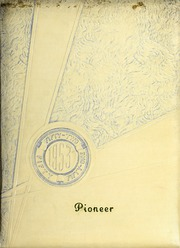 1953 Edition, Booker T Washington High School - Pioneer Yearbook (Reidsville, NC)