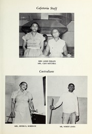 Page 11, 1955 Edition, Booker T Washington High School - Pioneer Yearbook (Reidsville, NC) online yearbook collection