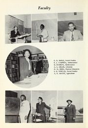 Page 8, 1955 Edition, Booker T Washington High School - Pioneer Yearbook (Reidsville, NC) online yearbook collection