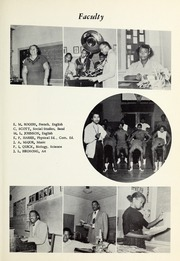 Page 9, 1955 Edition, Booker T Washington High School - Pioneer Yearbook (Reidsville, NC) online yearbook collection
