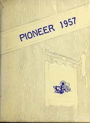 1957 Edition, Booker T Washington High School - Pioneer Yearbook (Reidsville, NC)