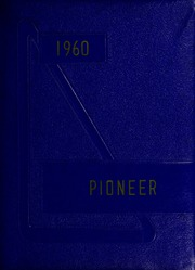 1960 Edition, Booker T Washington High School - Pioneer Yearbook (Reidsville, NC)
