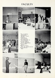 Page 12, 1960 Edition, Booker T Washington High School - Pioneer Yearbook (Reidsville, NC) online yearbook collection