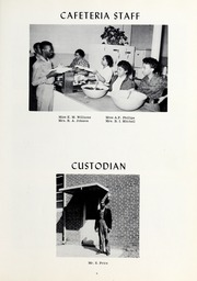 Page 13, 1960 Edition, Booker T Washington High School - Pioneer Yearbook (Reidsville, NC) online yearbook collection