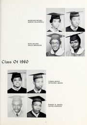 Page 17, 1960 Edition, Booker T Washington High School - Pioneer Yearbook (Reidsville, NC) online yearbook collection