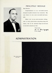 Page 9, 1960 Edition, Booker T Washington High School - Pioneer Yearbook (Reidsville, NC) online yearbook collection