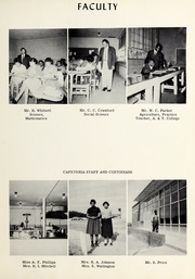 Page 13, 1961 Edition, Booker T Washington High School - Pioneer Yearbook (Reidsville, NC) online yearbook collection