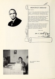 Page 10, 1964 Edition, Booker T Washington High School - Pioneer Yearbook (Reidsville, NC) online yearbook collection