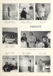 Page 13, 1964 Edition, Booker T Washington High School - Pioneer Yearbook (Reidsville, NC) online yearbook collection