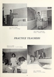 Page 17, 1964 Edition, Booker T Washington High School - Pioneer Yearbook (Reidsville, NC) online yearbook collection