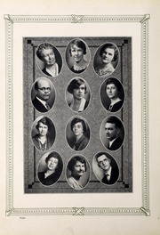 Page 12, 1927 Edition, Hugh Morson High School - Oak Leaf Yearbook (Raleigh, NC) online yearbook collection