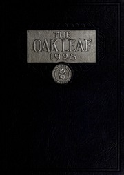 Hugh Morson High School - Oak Leaf Yearbook (Raleigh, NC) online yearbook collection, 1928 Edition, Page 1