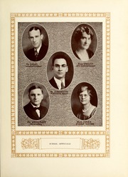 Page 11, 1931 Edition, Hugh Morson High School - Oak Leaf Yearbook (Raleigh, NC) online yearbook collection