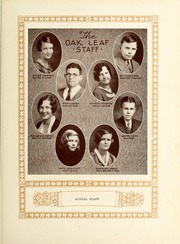 Page 15, 1931 Edition, Hugh Morson High School - Oak Leaf Yearbook (Raleigh, NC) online yearbook collection