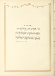 Page 6, 1931 Edition, Hugh Morson High School - Oak Leaf Yearbook (Raleigh, NC) online yearbook collection