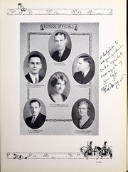 Page 11, 1934 Edition, Hugh Morson High School - Oak Leaf Yearbook (Raleigh, NC) online yearbook collection