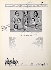 Page 14, 1934 Edition, Hugh Morson High School - Oak Leaf Yearbook (Raleigh, NC) online yearbook collection