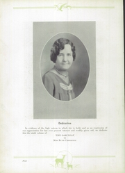 Page 8, 1935 Edition, Hugh Morson High School - Oak Leaf Yearbook (Raleigh, NC) online yearbook collection