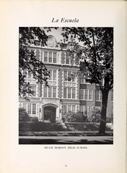 Page 12, 1943 Edition, Hugh Morson High School - Oak Leaf Yearbook (Raleigh, NC) online yearbook collection
