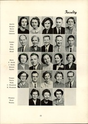 Page 19, 1955 Edition, Hugh Morson High School - Oak Leaf Yearbook (Raleigh, NC) online yearbook collection
