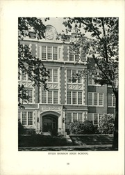 Page 22, 1955 Edition, Hugh Morson High School - Oak Leaf Yearbook (Raleigh, NC) online yearbook collection