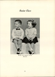 Page 25, 1955 Edition, Hugh Morson High School - Oak Leaf Yearbook (Raleigh, NC) online yearbook collection