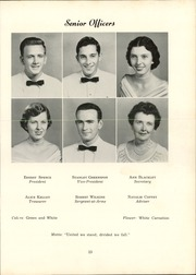 Page 27, 1955 Edition, Hugh Morson High School - Oak Leaf Yearbook (Raleigh, NC) online yearbook collection
