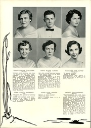 Page 28, 1955 Edition, Hugh Morson High School - Oak Leaf Yearbook (Raleigh, NC) online yearbook collection
