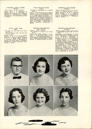 Page 29, 1955 Edition, Hugh Morson High School - Oak Leaf Yearbook (Raleigh, NC) online yearbook collection