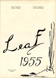 Page 7, 1955 Edition, Hugh Morson High School - Oak Leaf Yearbook (Raleigh, NC) online yearbook collection