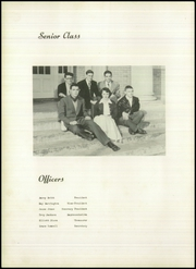 Page 10, 1951 Edition, Ayden High School - Wheel Yearbook (Ayden, NC) online yearbook collection