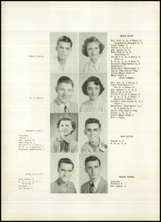Page 14, 1951 Edition, Ayden High School - Wheel Yearbook (Ayden, NC) online yearbook collection