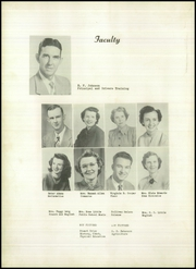 Page 8, 1951 Edition, Ayden High School - Wheel Yearbook (Ayden, NC) online yearbook collection