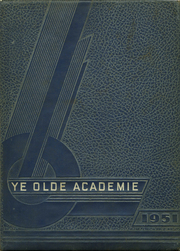 Page 1, 1951 Edition, Pantego High School - Olde Academie Yearbook (Pantego, NC) online yearbook collection
