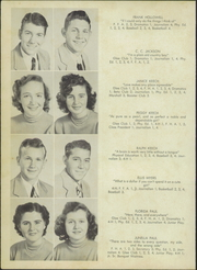 Page 10, 1951 Edition, Pantego High School - Olde Academie Yearbook (Pantego, NC) online yearbook collection