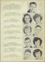Page 11, 1951 Edition, Pantego High School - Olde Academie Yearbook (Pantego, NC) online yearbook collection