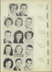 Page 15, 1951 Edition, Pantego High School - Olde Academie Yearbook (Pantego, NC) online yearbook collection