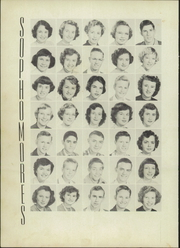 Page 16, 1951 Edition, Pantego High School - Olde Academie Yearbook (Pantego, NC) online yearbook collection