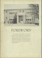 Page 6, 1951 Edition, Pantego High School - Olde Academie Yearbook (Pantego, NC) online yearbook collection