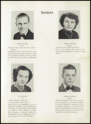 Page 11, 1951 Edition, Gibsonville High School - Yell O Jak Yearbook (Gibsonville, NC) online yearbook collection